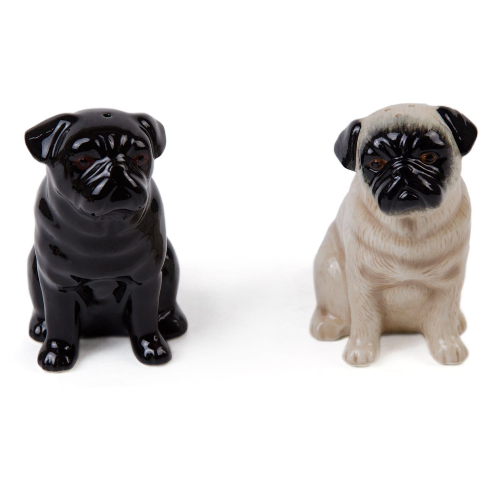 Pug Salt and Pepper Shakers