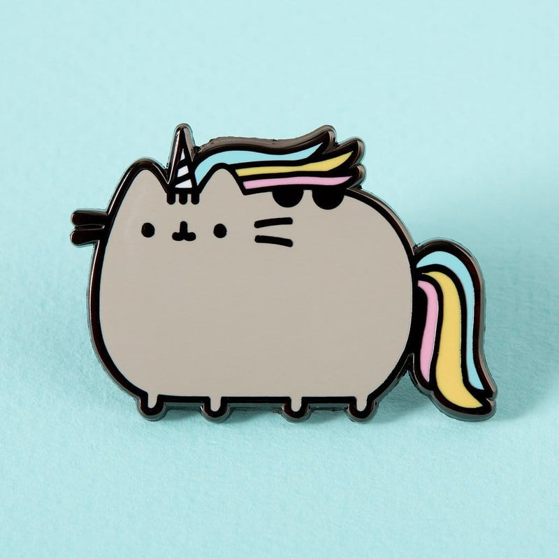 Pusheenicorn Enamel Pin