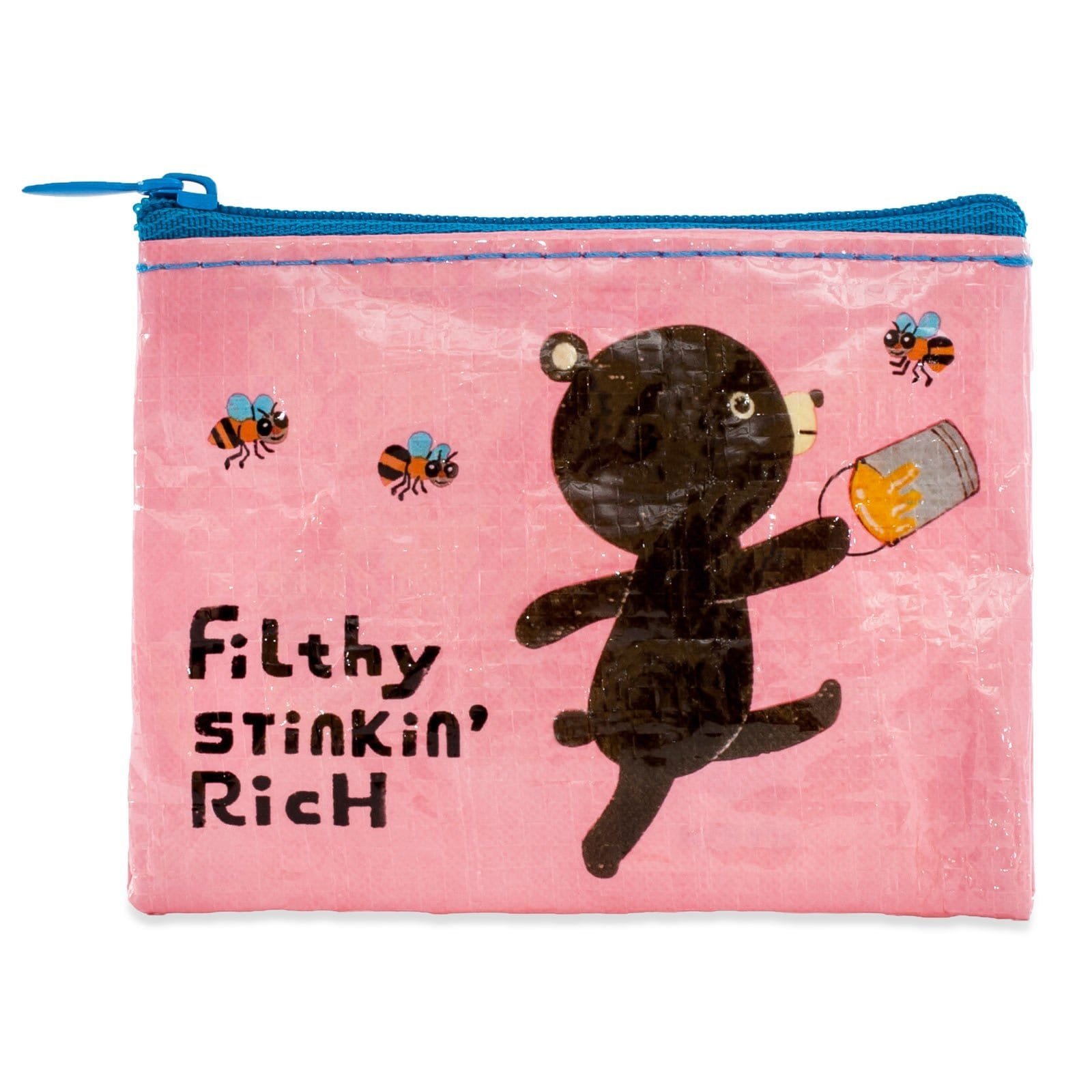 Filthy Stinking Rich Coin Purse