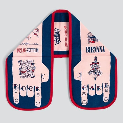 Rock Cake Double Oven Glove