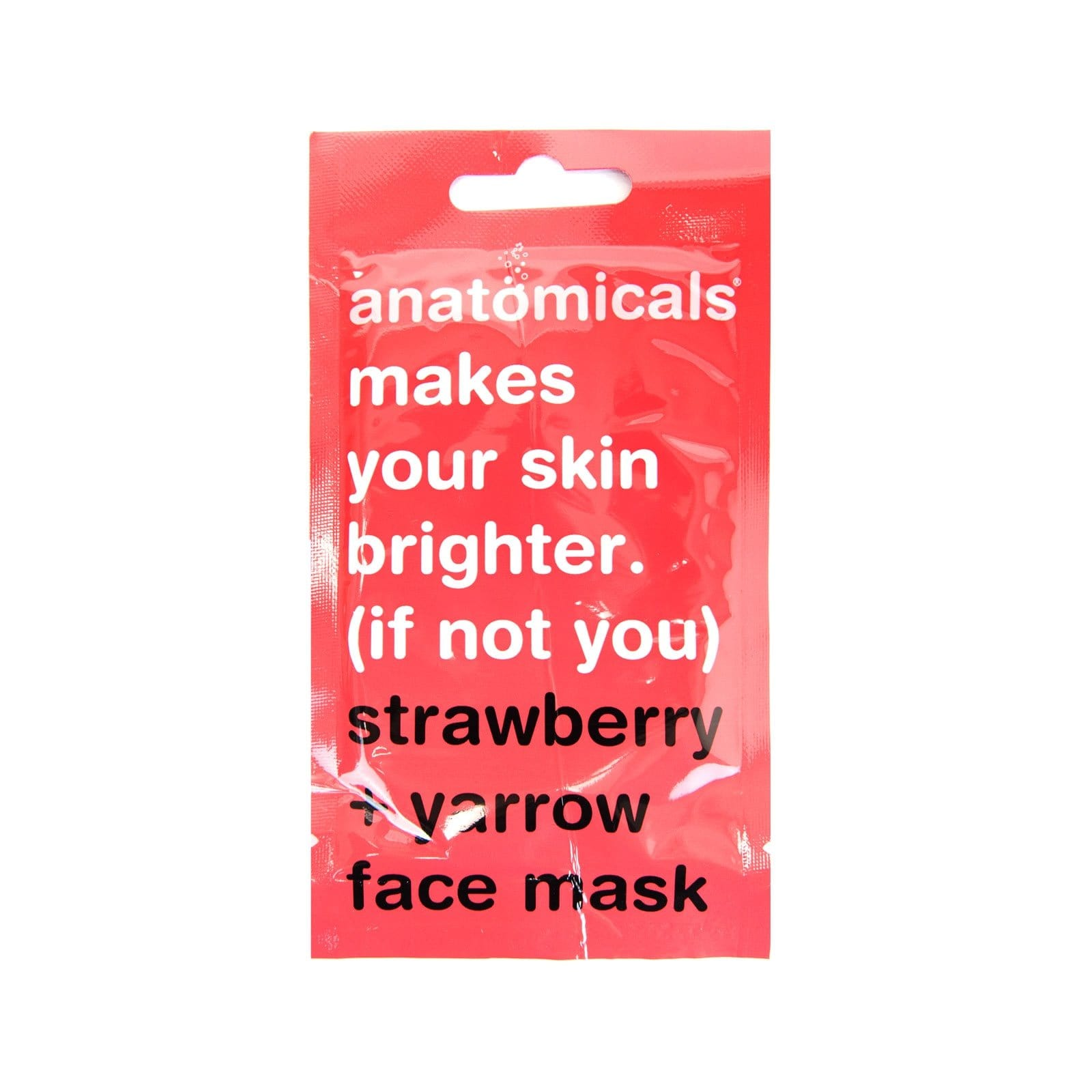 Makes Your Skin Brighter. (If Not You) Face Mask