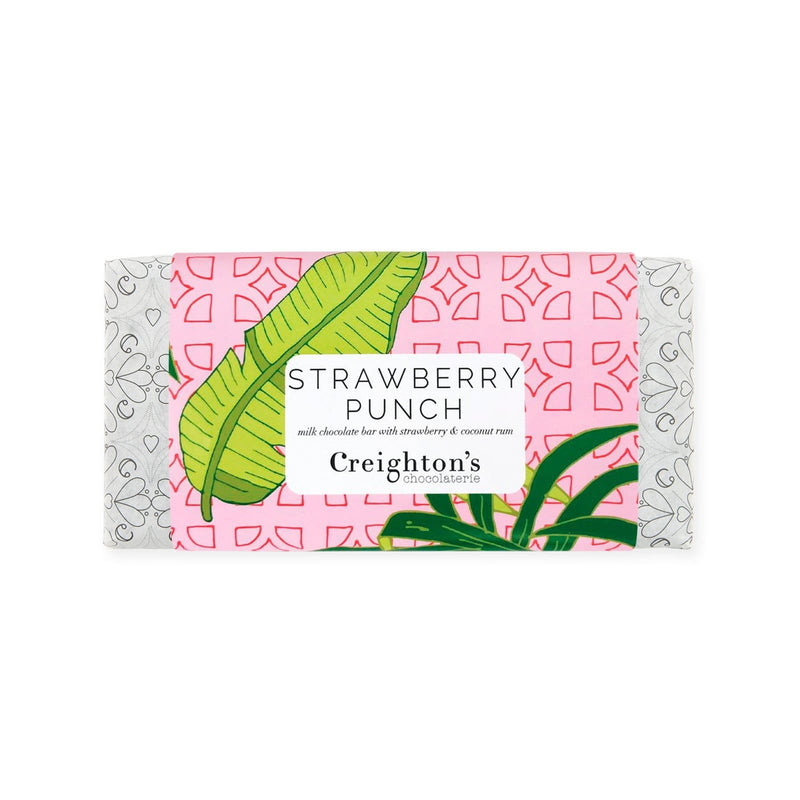 Strawberry Punch Chocolate Bar