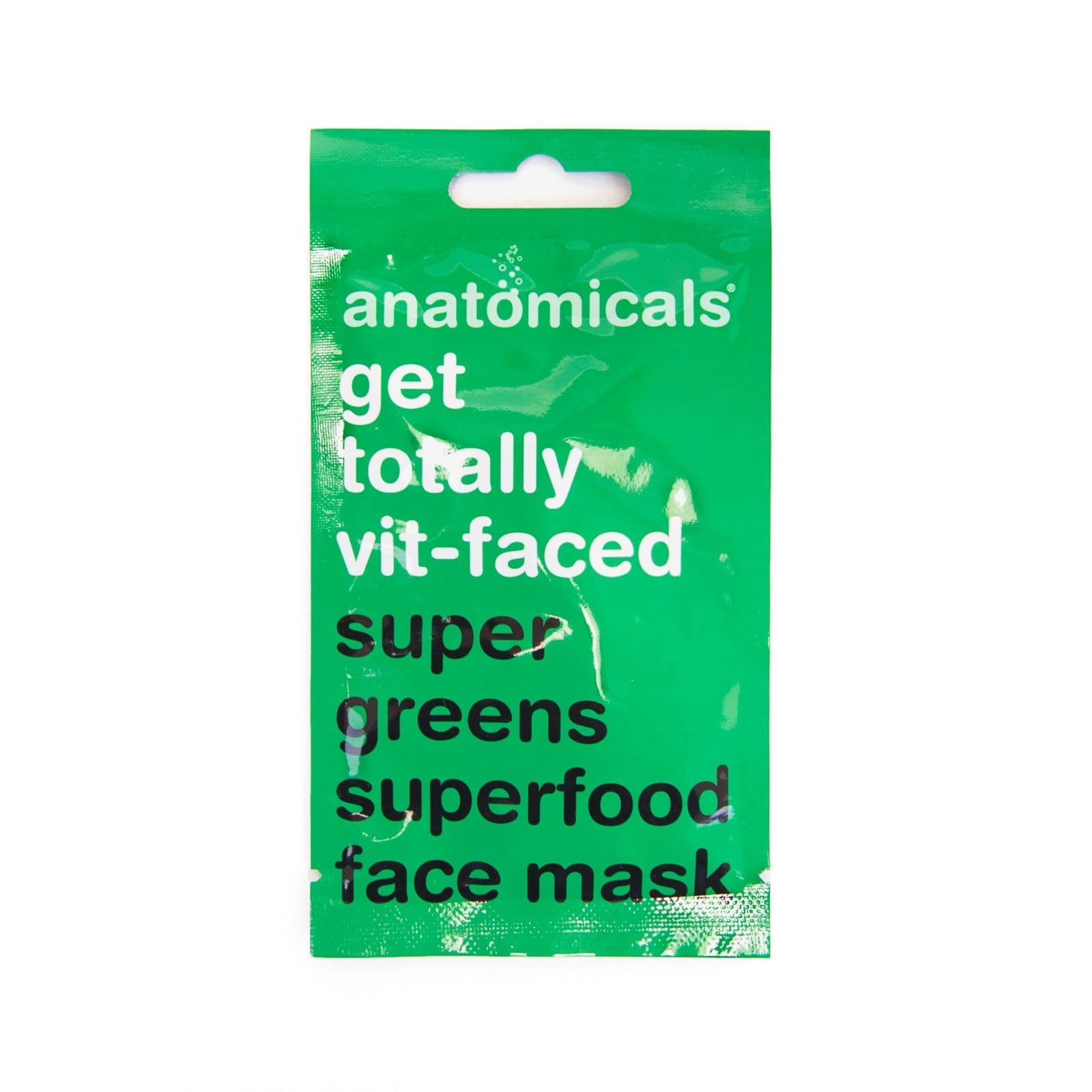 Get Totally Vit-Faced Face Mask