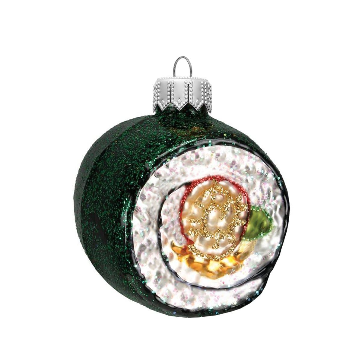 Sweet Sushi Roll Ornament