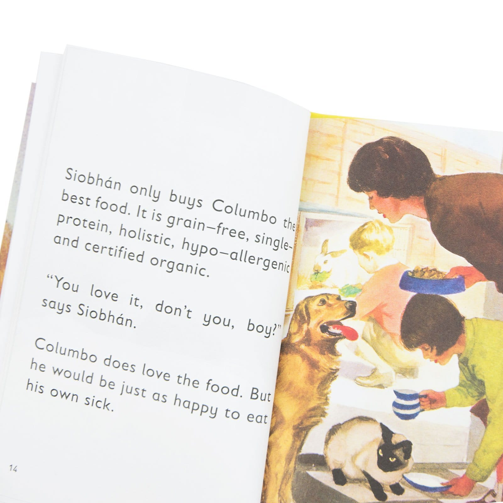 How it works: The Dog Book