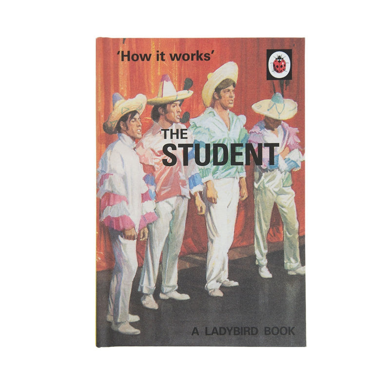 How it works: The Student Book
