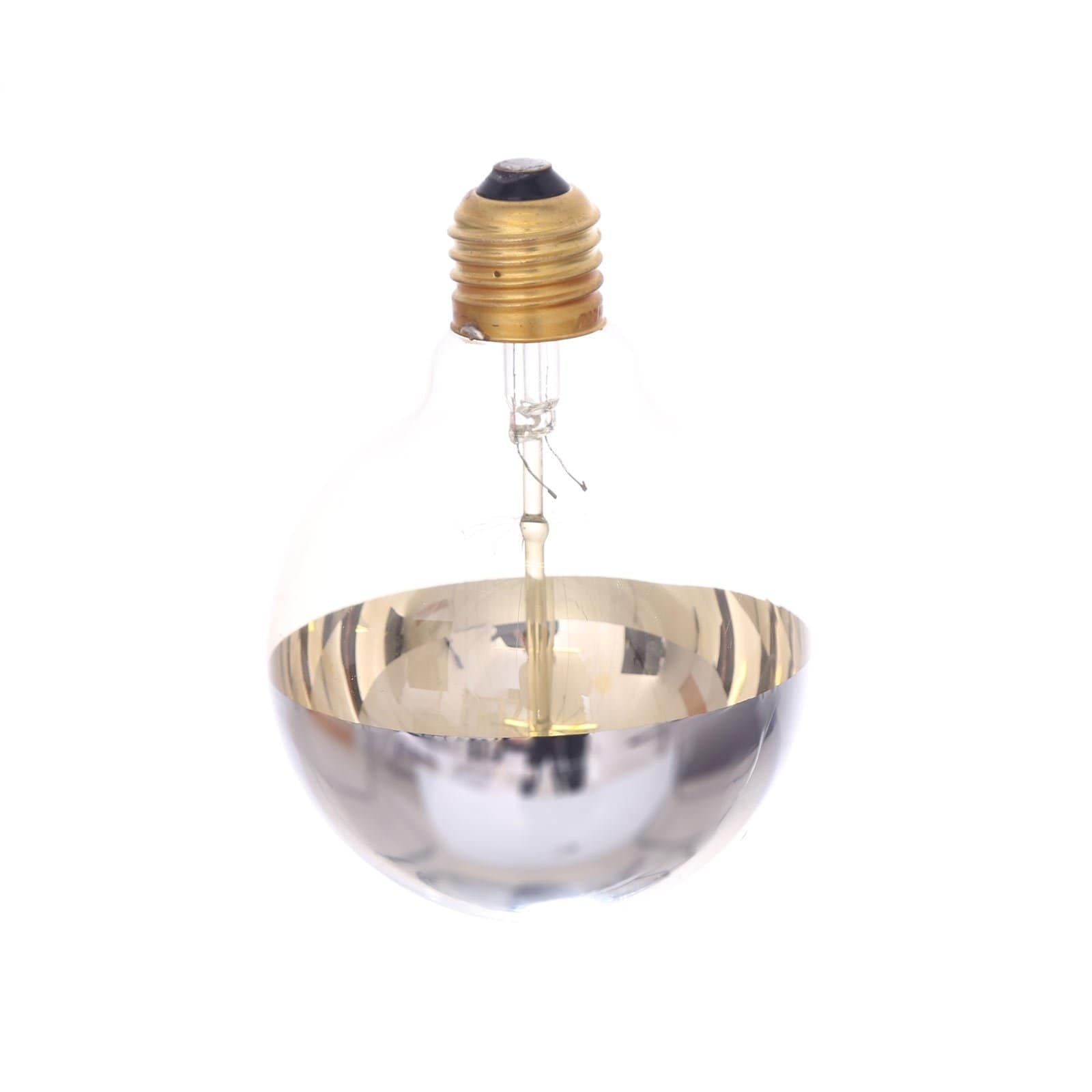 Silver Round Bulb