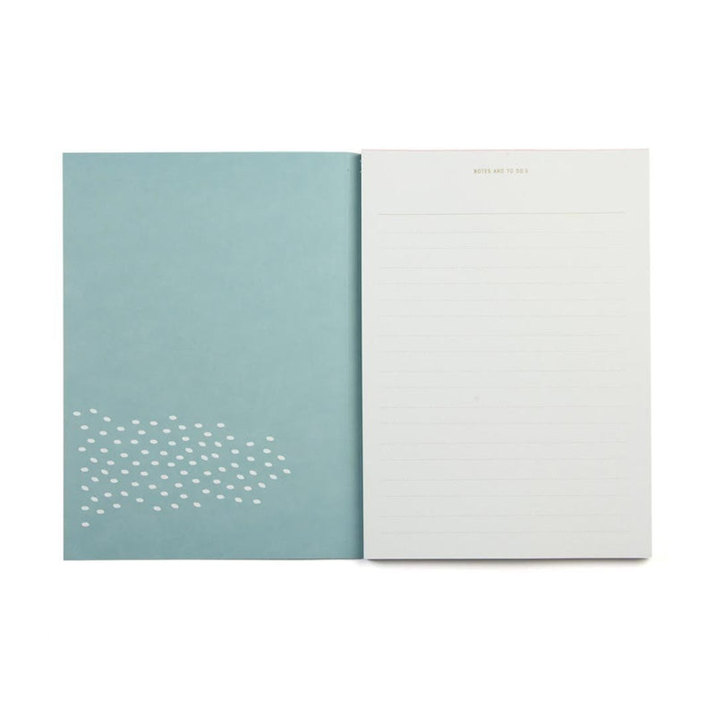 Synchronised Swimming A5 Notepad