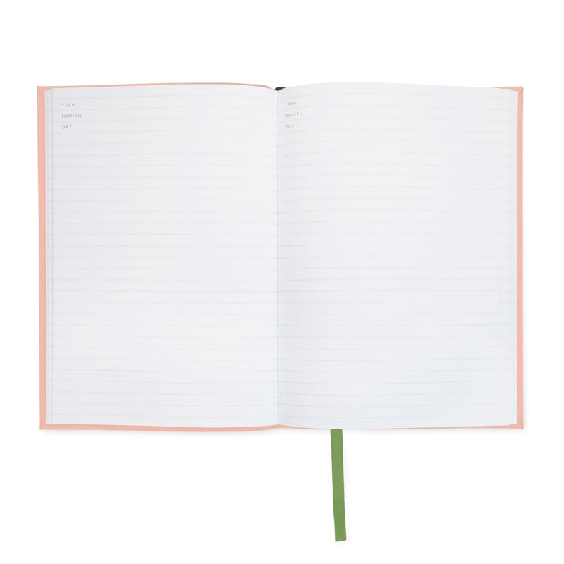 Urban Outfitters x Ohh Deer Peach Notebook