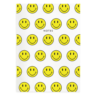 Urban Outfitters x Ohh Deer Smiley Notebook