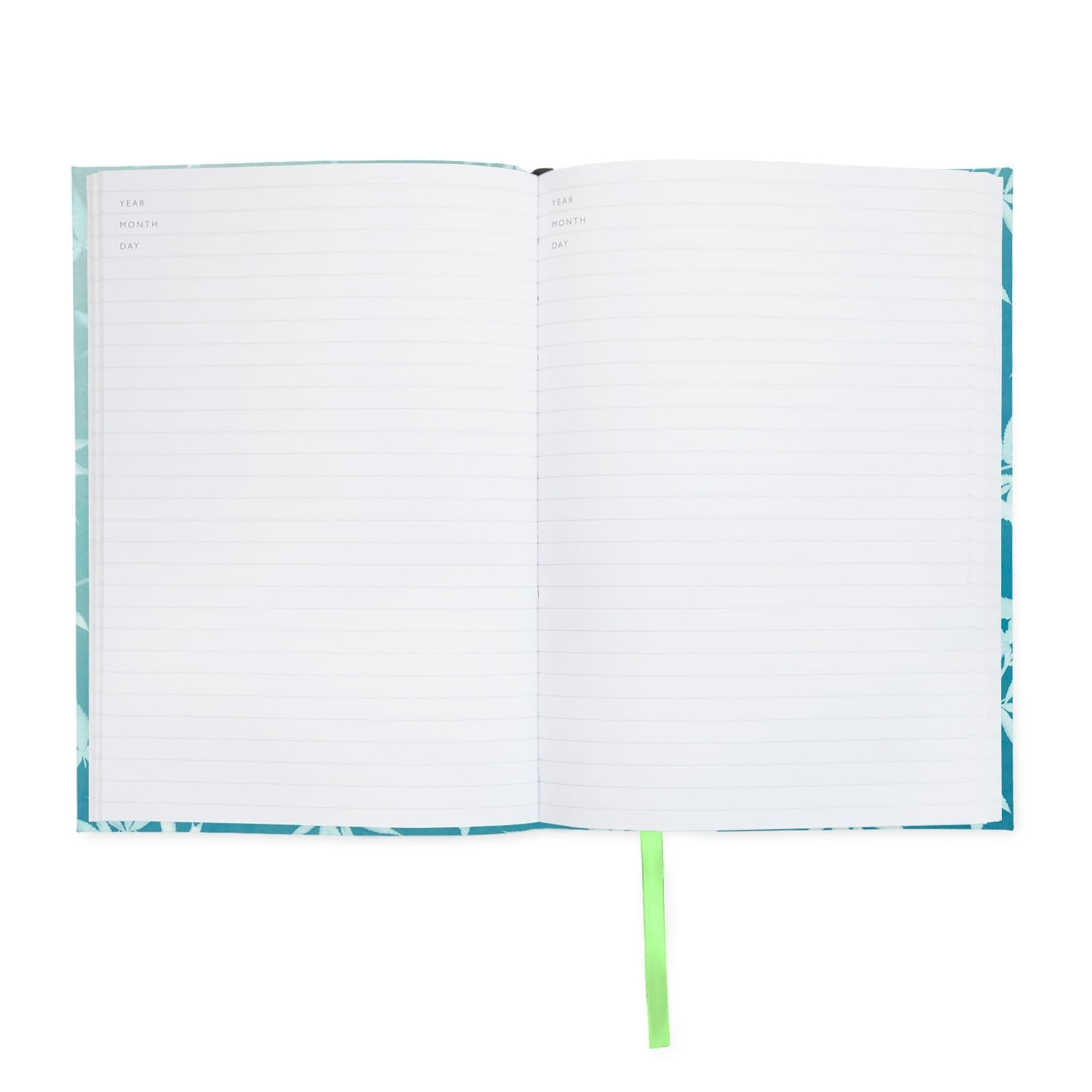 Urban Outfitters x Ohh Deer Ombre Leaf Linen Notebook