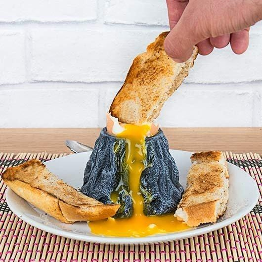 Volcano Egg Cup
