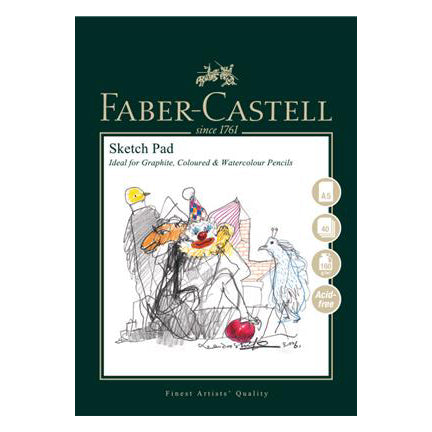 A5 Faber Castell Sketch Pad