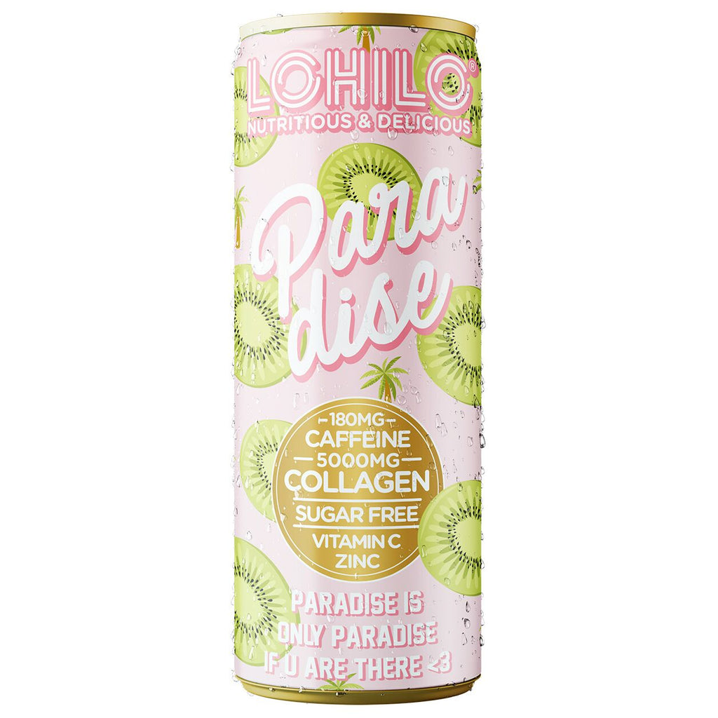 Paradise Kiwi - Functional Collagen drink - Lohilo