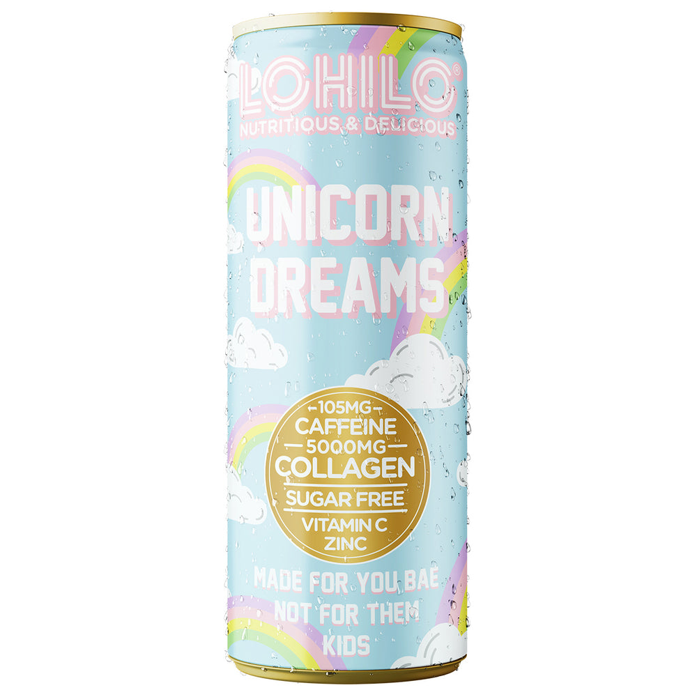Unicorn Dreams - Functional Collagen drink - Lohilo