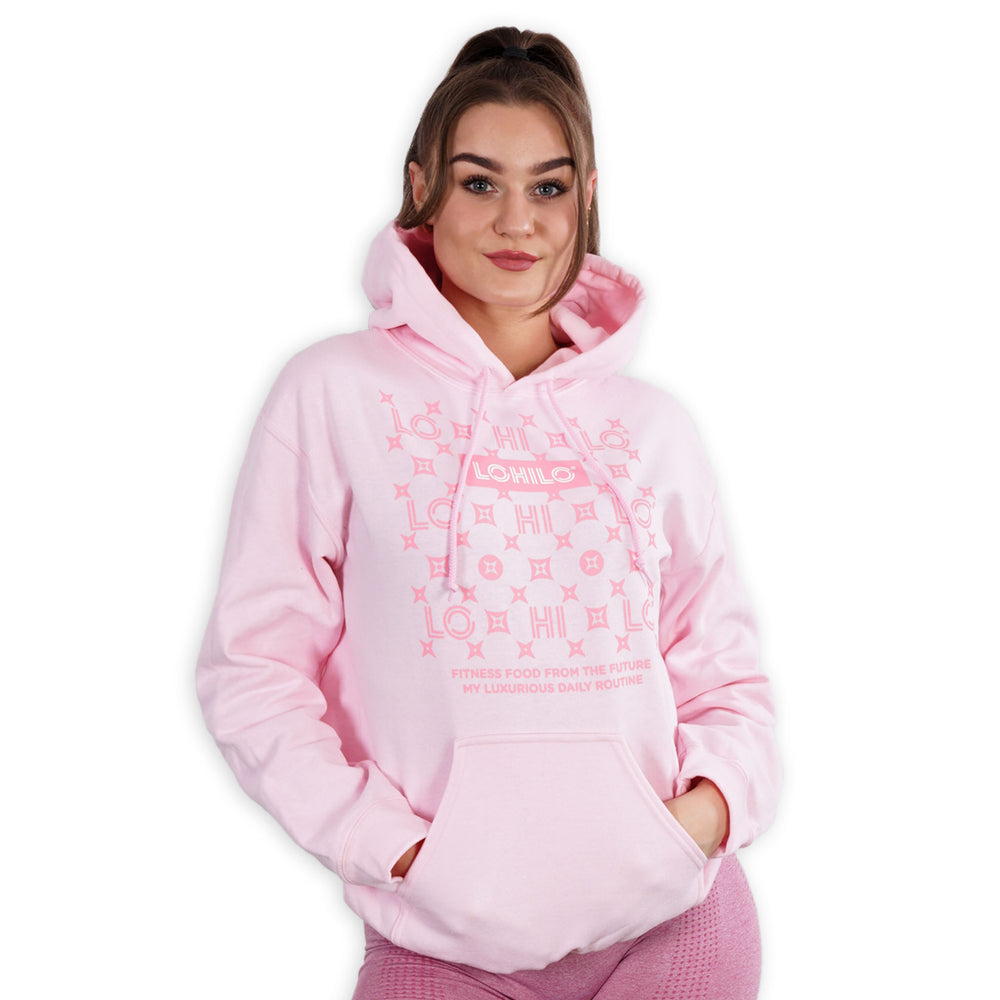 Affordable Luxury - Pink Lohilo Hoodie