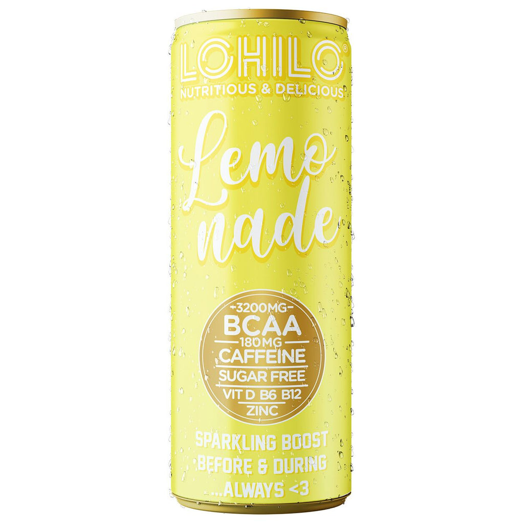 Lemonade - Functional BCAA drink - Lohilo