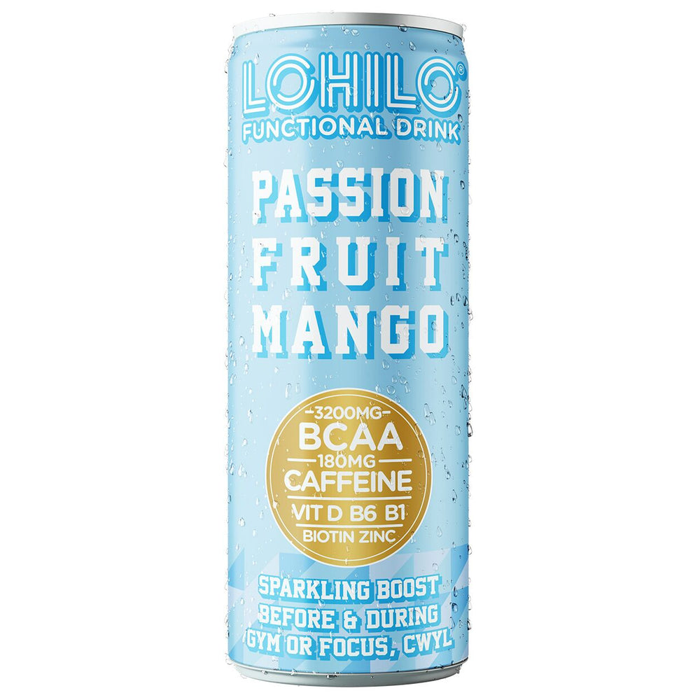 Passion fruit - Functional BCAA drink - Lohilo