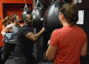 8 Sessions of Boxing Training