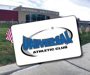 Universal Athletic Club Gift Card