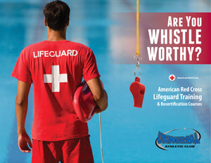 Red Cross Lifeguard Training - Session 2 - May 21-23