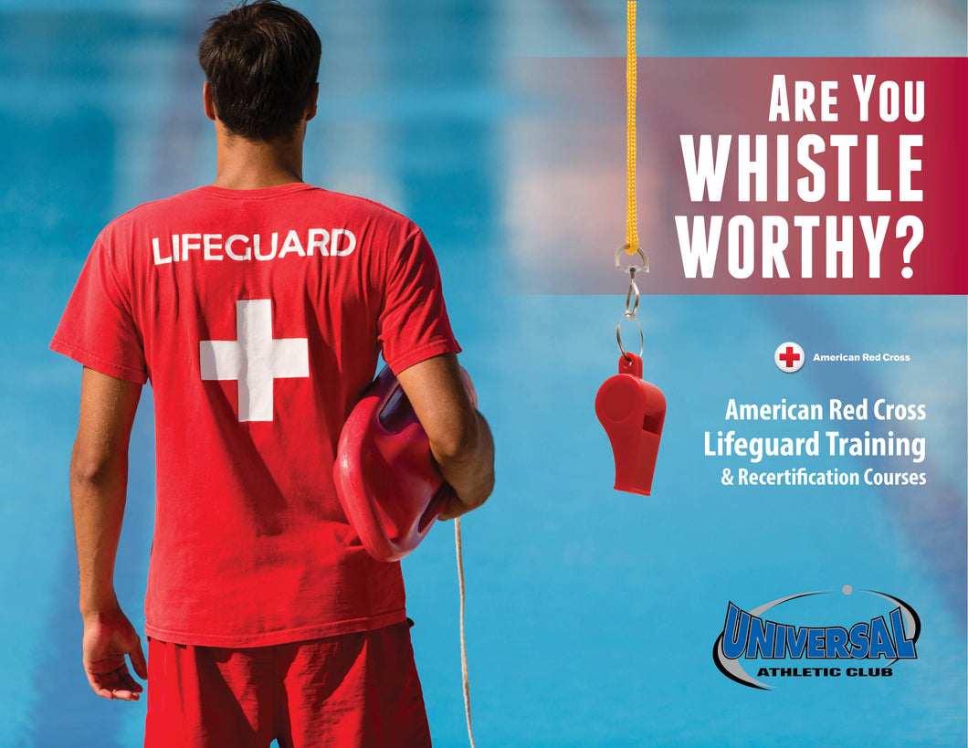 Red Cross Lifeguard Recertification Training - March 27