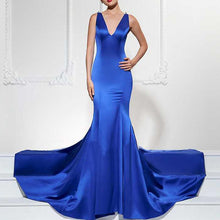 Load image into Gallery viewer, High-End Sexy Evening Dress