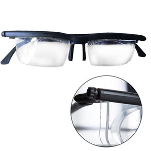 Optic™ Adjustable 20/20 Prescription Glasses