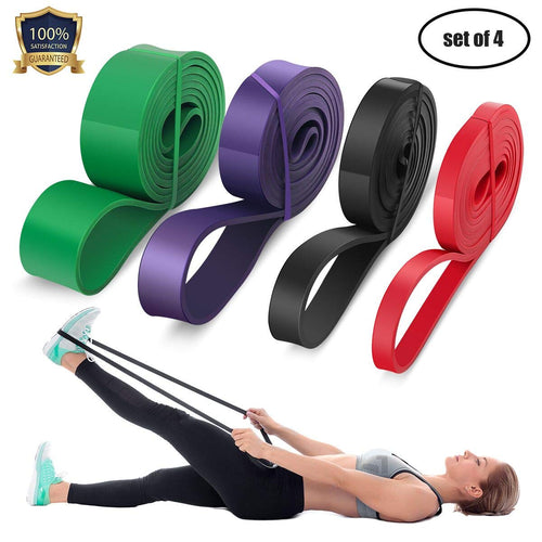 Pull Up  Resistance Band - Single Band & Set