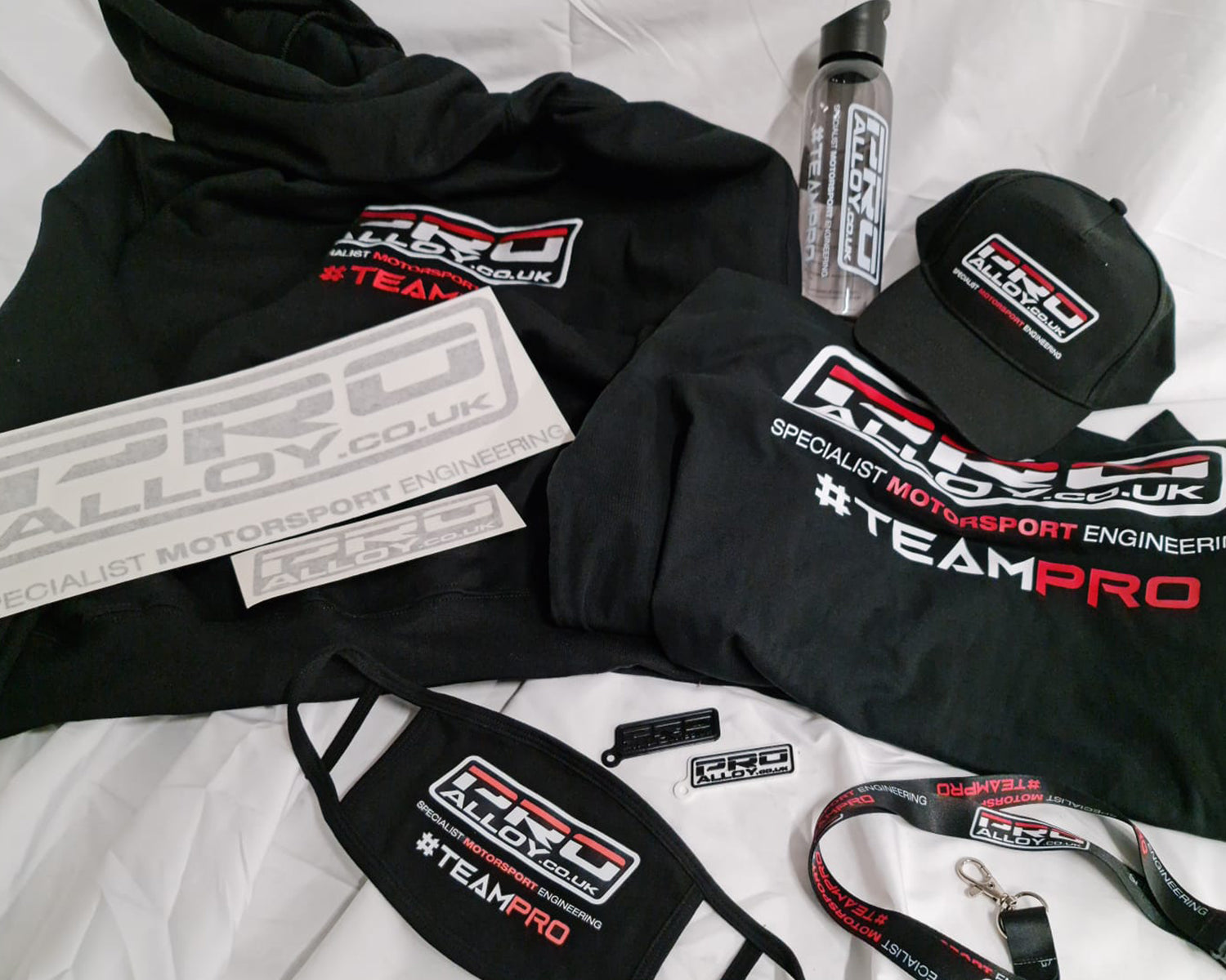 Pro Alloy Goodie Bag