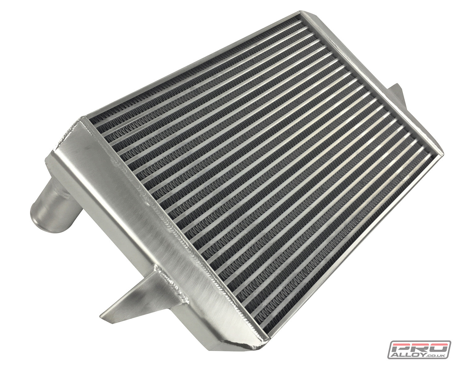 "Escort Cosworth Intercooler - 50mm + 3"" Pipes"