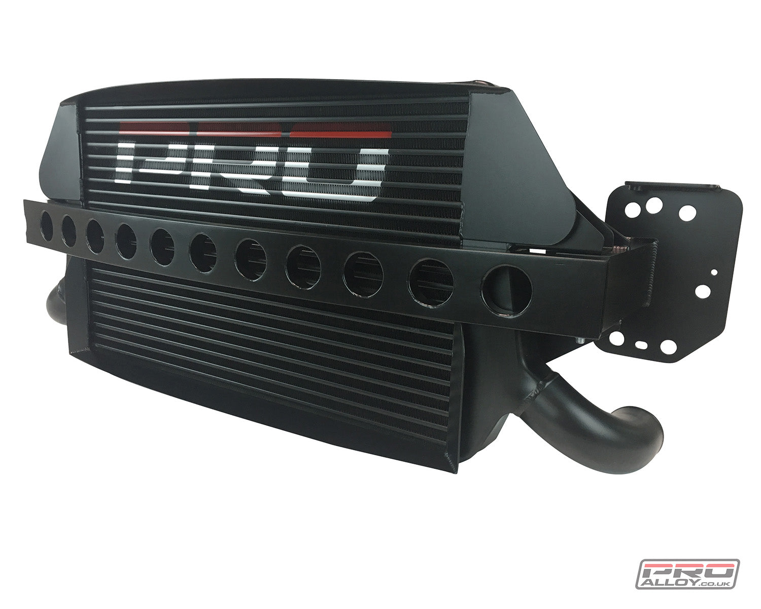 fiesta competition intercooler