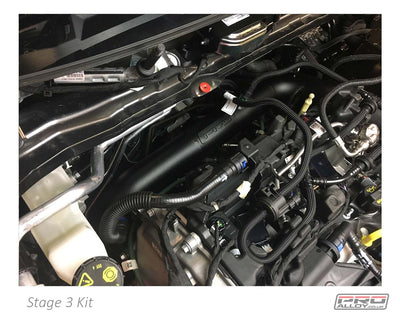 Fiesta ST MK8 Induction Kit Stage 3