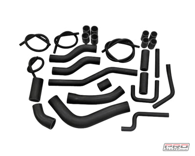 Jaguar E Type S3 Coolant Hose Kit