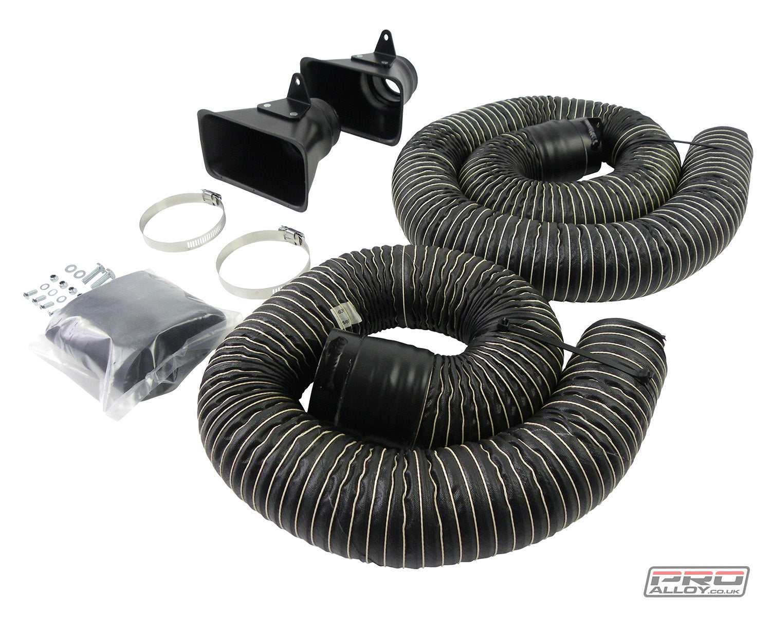 Kit de conductos intercooler Exige S