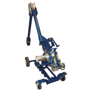 Two Speed Cable Puller w/ROTABOOM - 10,000 Lb