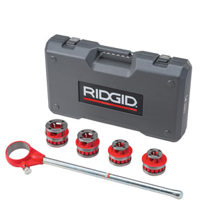 00-R Exposed Ratchet Threader Set