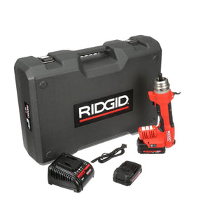 RE 6 Tool, two batteries, charger and carrying case