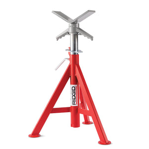 "VJ-98 20"" - 38"" V-Head Low Pipe Stand"
