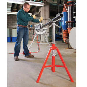 "VJ-99 28"" - 52"" V-Head High Pipe Stand"