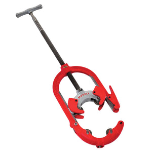 "466-S Hinged Pipe Cutter 4""– 6"" steel pipe"
