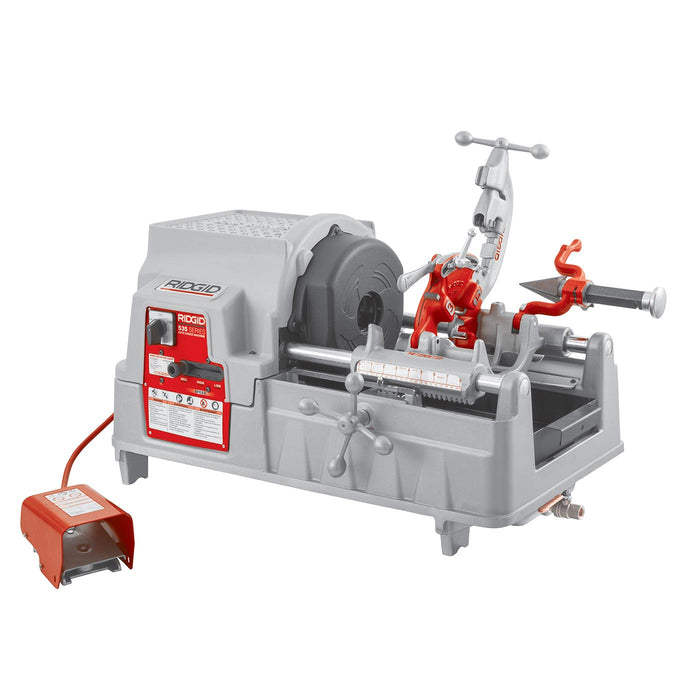 Model 535A Automatic Threading Machine