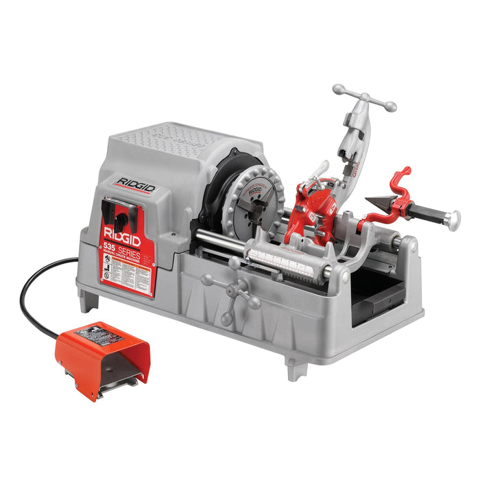 Model 535 Threading Machine 54 RPM