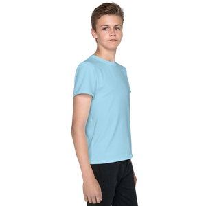 Vizag youth boy crew neck t-shirt - AVENUE FALLS