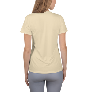 Athens women athletic t-shirt - AVENUE FALLS