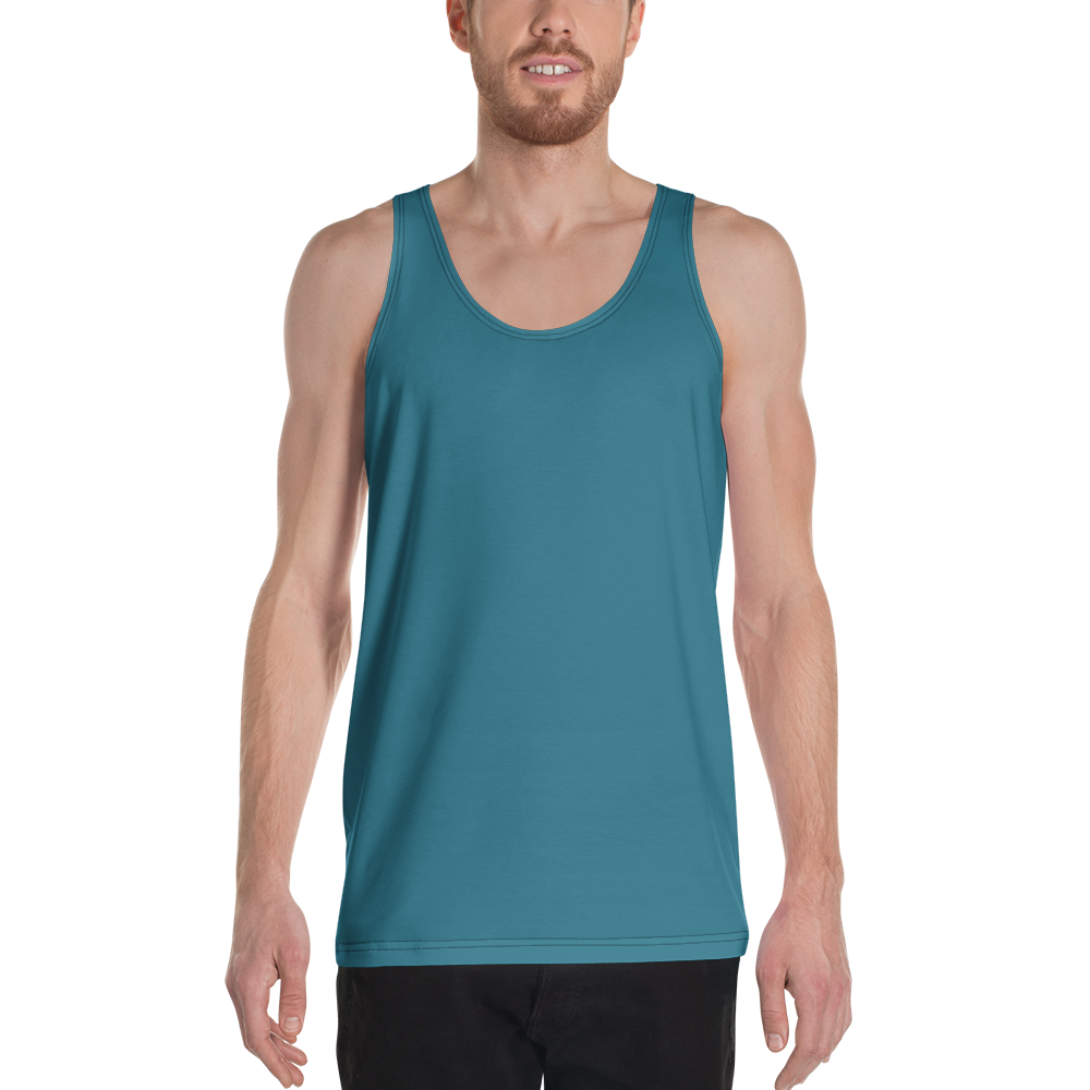 Barcelona men tank top - AVENUE FALLS