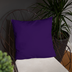 Ankara basic pillow - AVENUE FALLS