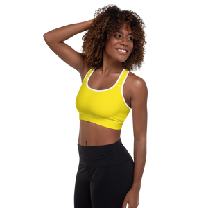 Algiers women padded sports bra - AVENUE FALLS