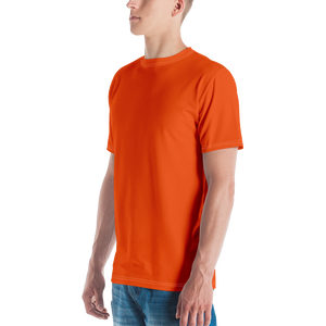 Addis Ababa men crew neck t-shirt - AVENUE FALLS