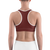 Aberdeen women sports bra - AVENUE FALLS